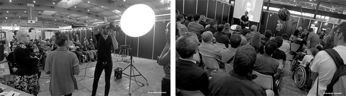 Workshop Retrato con Joel Ventura Fotogradías © Domènec Freixedes