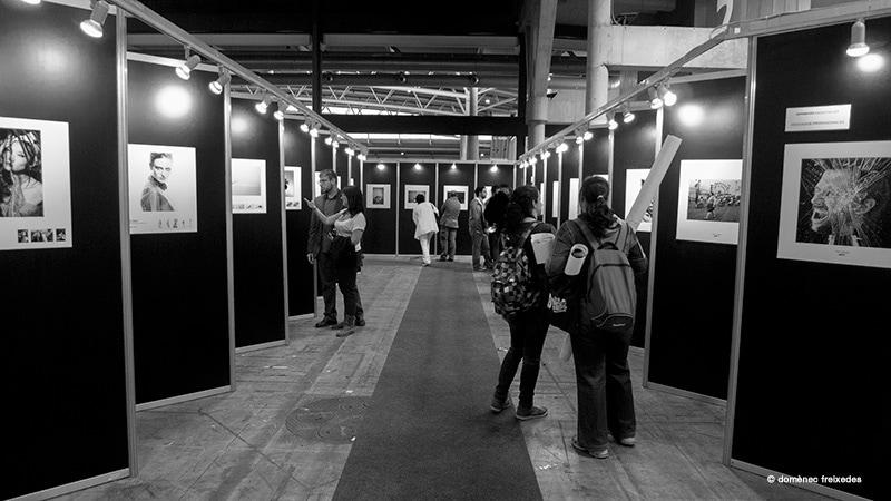 Exposición AFP Fotografia © Domenec Freixedes