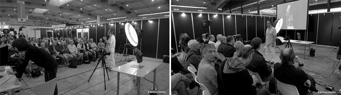 Workshop Bodegón a cargo de Miquel Arnal Fotografias © Domenec Freixedes