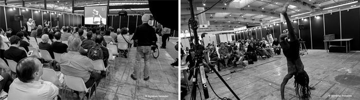 Workshop moda a cargo de Pau Palacios © Fotografía Domènec Freixedes